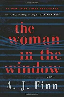 AU28.14 • Buy The Woman In The Window By Finn, A. J. #X1553