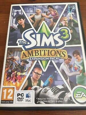 Sims 3 Ambitions Pc • 0.99£