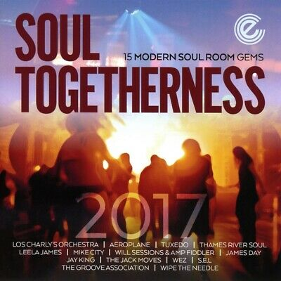 Various - Soul Togetherness 2017 • 10.47£
