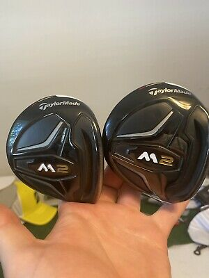 $ CDN95.10 • Buy Taylormade M2 Fairway Wood Set, 5HL 24*, 7HL 21* Medium Flex REAX Shaft