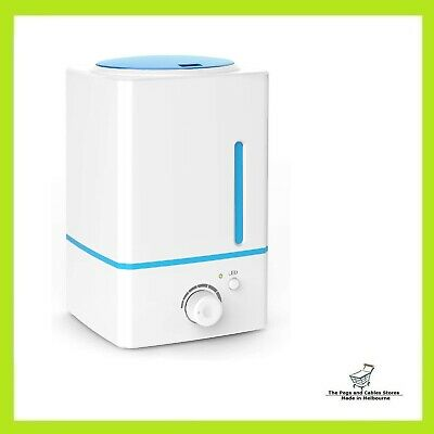 AU73 • Buy ASAKUKI 1.5L Large Room Essential Oil Diffuser Humidifier 1500ml Up To 20 Hours