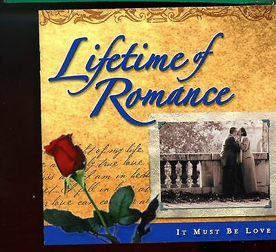 £3.50 • Buy Time Life - Lifetime Of Romance / It Must Be Love - 2CD - MINT