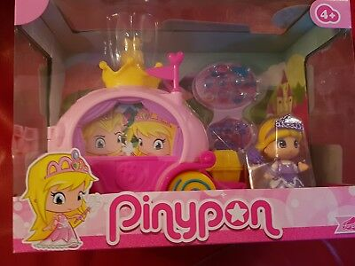 £25.99 • Buy Pinypon Princess Figure And Carriage ((PLEASE SEE DESCRIPTION))