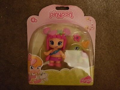 £17.99 • Buy Pinypon Pink Haired  Figure & Turtle  NEW