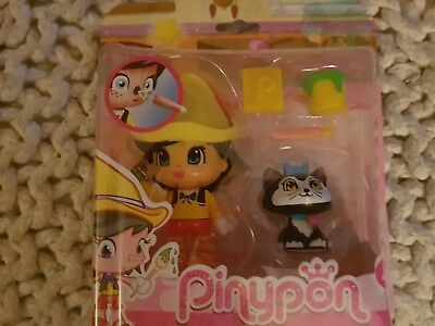 £21.99 • Buy Pinypon Pinocchio More Tales Figure