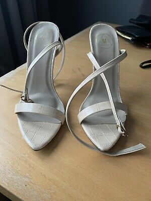 Missguided Shoes 4 • 3£