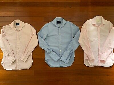 AU49 • Buy 3 X MJ Bale Business Shirts (All Size 38) RRP $300+