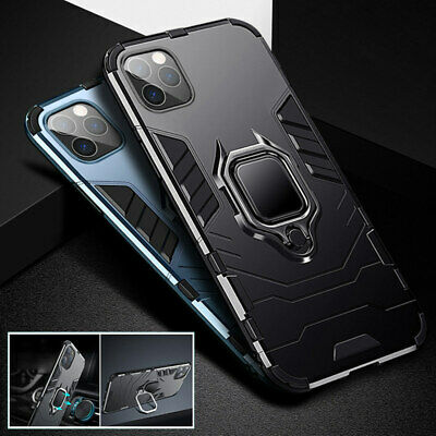 AU15.59 • Buy Armor Ring Holder Case For IPhone 11 Pro XS MAX XR XS 7 8+ Plus Shockproof Cover