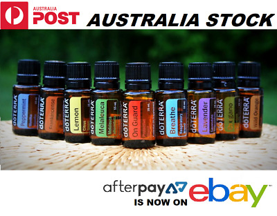 AU19.95 • Buy DoTERRA Essential Oils