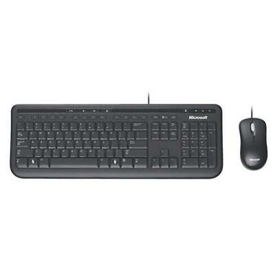 AU76.80 • Buy Microsoft Wired Dsktop Keyboard And Mouse 600