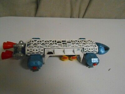 $41 • Buy Vintage 1974 White Eagle Freighter Space 1999 Meccano Dinky Toys  Made N England