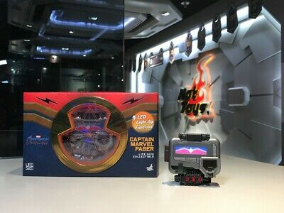 $ CDN106.81 • Buy Hot Toys Avengers: Endgame - Captain Marvel Pager Life-Size Collectible