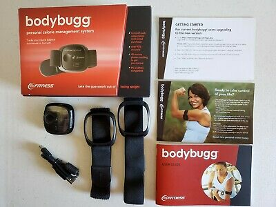 $4 • Buy Bodybugg Personal Calorie Management System By 24 Hour Fitness