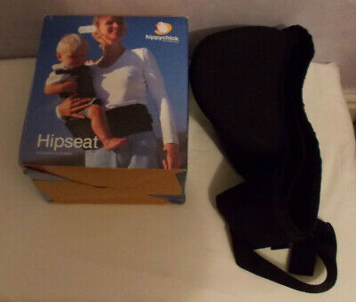 Hippychick Hipseat Baby And Toddler Hip Carrier - 6Mths+ RRP £34.95 • 25.50£