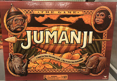 AU35 • Buy Cardinal Games 6040889 Jumanji Board Game