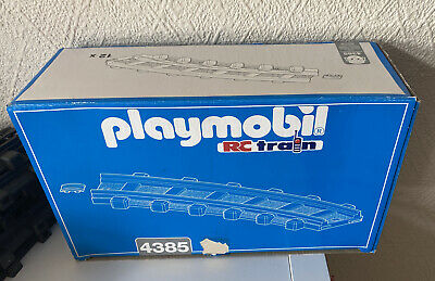 £34.99 • Buy Playmobil - 4385 - 12 X Curve Track - 12 X Joiners - For RC Train