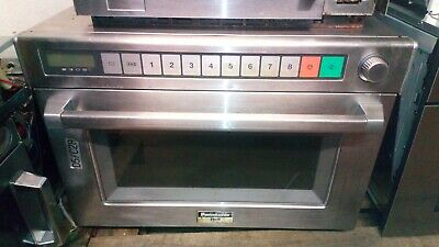 Panasonic Ne1880 1800w Commercial Microwave Breaking For Spares Parts  • 123£