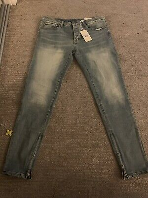 $ CDN93.97 • Buy Mnml La M5 Stretch Denim Size 38