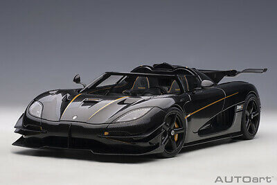 $ CDN505.99 • Buy Autoart 1/18 Koenigsegg One : 1 (pebble White/carbon Black /red Accents) 79019