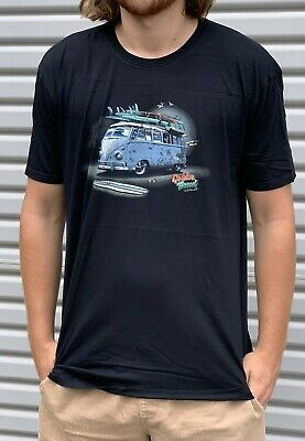 AU17.90 • Buy Golden Breed Kombi Black Regular Fit Surf Tee T-Shirt, Size L. NWT, RRP $39.99.