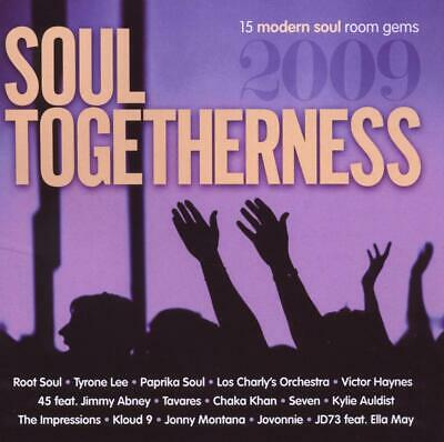 Various - Soul Togetherness 2009 • 11.18£