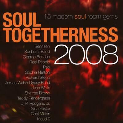 Various - SOUL TOGETHERNESS 2008 • 10.70£