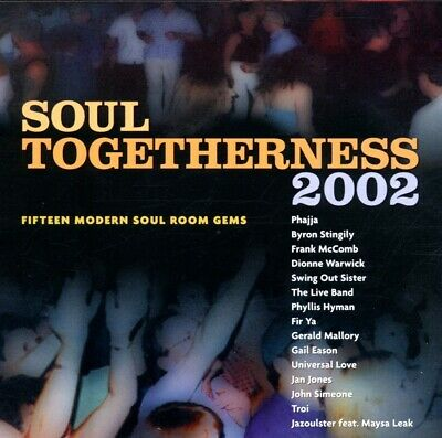 Various - Soul Togetherness, Vol. 2 • 7.20£