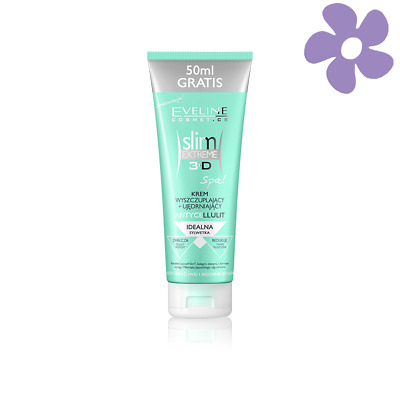 Eveline 3d Slim Extreme Slimming And Firming Cream 250ml • 8.39£