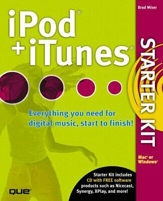 AU10.14 • Buy IPod And ITunes Starter Kit By Tim Robertson