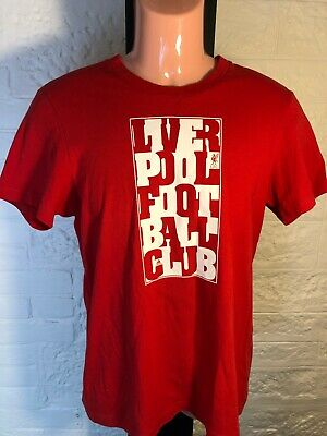 Adidas Liverpool Football Club (LFC) EPL T Shirt - Small Unisex - Free Post   • 17.04£