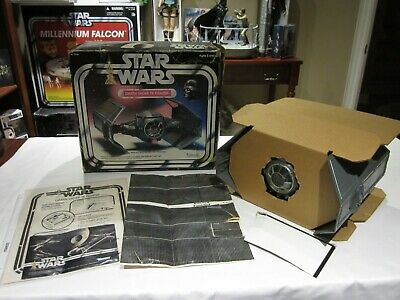 $ CDN300 • Buy Star Wars Vintage 1978 Darth Vader TIE Fighter Vehicle W/Box And Inserts