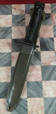 $ CDN43.89 • Buy US Vietnam War Era Bayonet For The M1 CarbineTurner TMN & US PWH M8A1 Scabbard