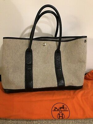 AU625 • Buy Hermes Garden Party Bag