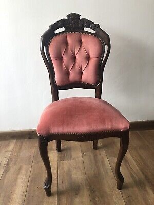 French Louis Style Carver Chair Shabby Chic • 10.30£