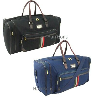 22  Travel Overnight Cabin Hand Luggage Bag Gym Sports Holdall Duffle Case Large • 11.95£