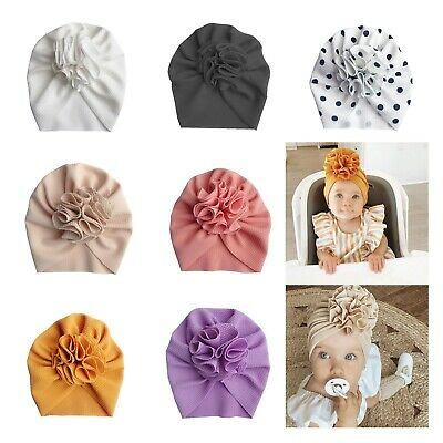 AU11.95 • Buy Baby Girl Infant Newborn Toddler Messy Bow Top Knot Headband TopKnot Turban Wrap