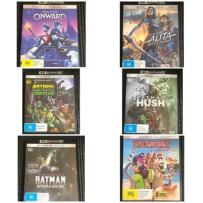 AU32 • Buy Assorted 4k Movies Like New  - Free Postage ! - Price Revision 12/3