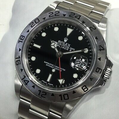 $ CDN10806.60 • Buy Rolex ExplorerⅡ Automatic Stainless Steel Men's Watch 16570 F 10617614