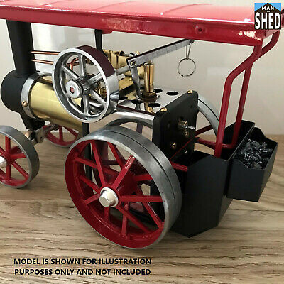 Mamod / Wilesco Steam Model Coal Bunker  / Hod / Scuttle / Hopper / Bin  • 13.50£