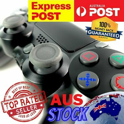AU37.50 • Buy For PS4 New Black Wireless Controller + Charge Cable | AU Seller