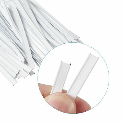 $ CDN6.99 • Buy 5MM Double Core Nose Wires For Masks DIY Mask Supplies Ships From BC 25 Pieces