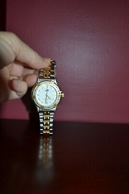 AU95 • Buy Unwanted Gift JAG Men's Quartz Watch Silver & Gold Tones In Excellent Condition