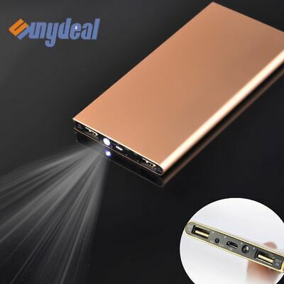 AU23.49 • Buy 20000mAh Portable Power Bank With QC3.0 Quick Charging 2 USB Type-C PD Charger