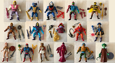 $40 • Buy Masters Of The Universe Action Figures - Super 7 - He Man - Your Choice! 5.5