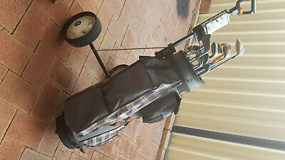 AU860 • Buy Full Set Yamaha Rt Hand Irons Golf Clubs With 4 Drivers/Clubs Bag And Buggy