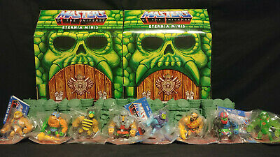 $9 • Buy He-Man Masters Of The Universe Eternia Minis You Pick Mattel 2019