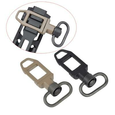 $ CDN13.35 • Buy QD Sling Swivel Attachment Adapter Mount Point Profile For 20mm Picatinny Rail
