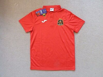 Size:S DUMBARTON FC FOOTBALL SHIRT Soccer Jersey Polo Top The Sons G82 • 11.95£