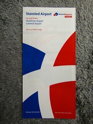 National Express 717/727/797 Timetable [333] • 0.99£