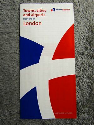 National Express London Timetable [347] • 0.99£